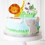 cake animal jungle Bienne Biel